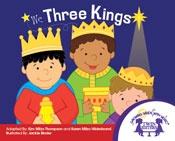 We Three Kings Read Along Book and MP3 Bundle
