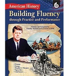 Building Fluency Through Practice and Performance: American History (Enhanced eBook)