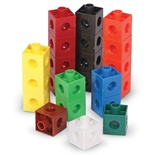Snap Cubes®, Set of 1,000