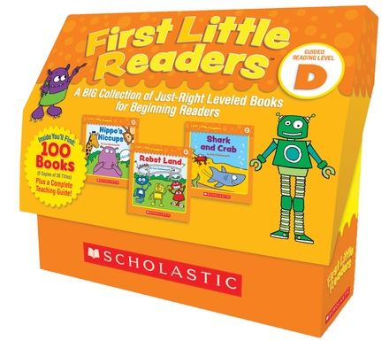 First Little Readers, Level D