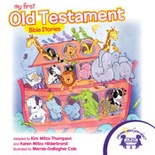 My First Old Testament Bible Stories Read Along Book and MP3 Bundle