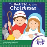 The Best Thing About Christmas Read Along Book and MP3 Bundle