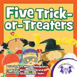 Five Trick-or-Treaters Read Along Book and MP3 Bundle