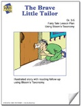 The Brave Little Tailor Fairy Tale Lesson Using Bloom's Taxonomy (Grades 3-5)