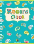 Dots on Turquoise Record Book (Enhanced eBook)