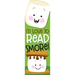 I'd Love to Read S'MORE! Scent-sational Bookmarks (Marshmallow)