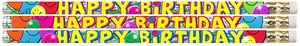 Birthday Bash Pencil, Pack of 12