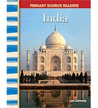 Primary Source Readers World Cultures Through Time: India (Enhanced eBook)