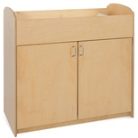 Serenity® Changing Table, Natural Finish
