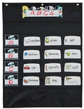 Mini Essential Pocket Chart, Black