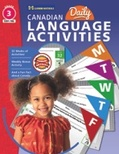 Canadian Daily Language Activities Gr. 3