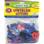Magnetic Foam Letters, Lowercase Letters