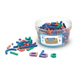 Magnetic Letter Construction
