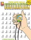 Timed Math Drills, Subtraction