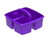 Classroom Caddy, Purple, Small