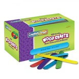 Jumbo Craft Sticks, Bright Hues, 500 pieces