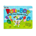 Poke-A-Dot What's Your Favorite Color? Book
