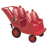 Bye-Bye Buggy® 4-Seat, Fat Tire