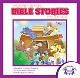 The Early Reader Bible Stories Collection Read Along Book and MP3 Bundle