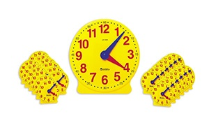 Big Time™ Learning Clock® Classroom Kit