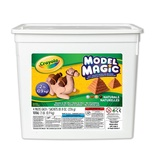 Crayola® Model Magic® Modeling Compound, 2 lb. Tub, Natural Colors