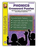 Phonics Crossword Puzzles (Enhanced eBook)