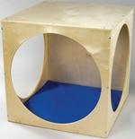 Play House Cube with Floor Mat
