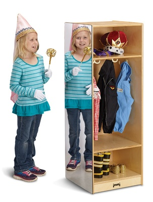 Dress-up Locker