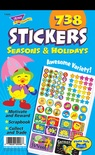 Seasons & Holidays Sticker Pad