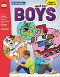 Just for Boys Reading Comprehension Gr. 1-3 Aligned to Common Core (Enhanced eBook)
