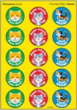 Purr-fect Pets Stinky Stickers®, Large Round
