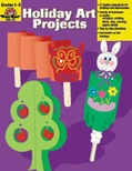 Holiday Art Projects (Enhanced eBook)
