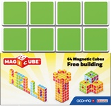 Magicube™ Multicolor Cubes, Set of 64