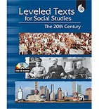 Leveled Texts for Social Studies: The 20th Century (Enhanced eBook)