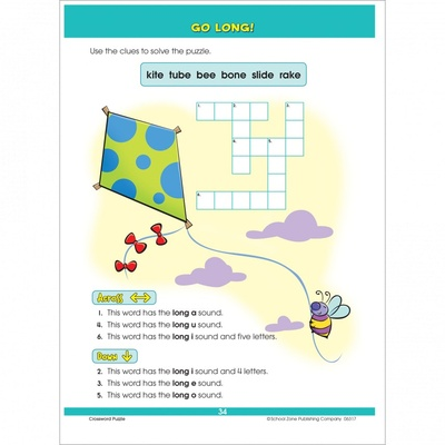 Big Workbook First Grade
