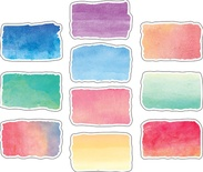 Watercolor Accents