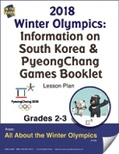 2018 Winter Olympics: Information on South Korea & PyeongChang Winter Games Book