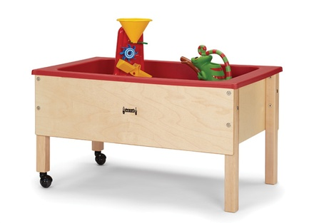 Toddler Space Saver Sensory Table