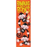 Bananas for Books Bookmarks