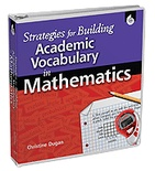 Strategies for Building Academic Vocabulary in Mathematics (Enhanced eBook)