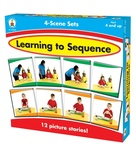 Learning to Sequence: 4-Scene Set