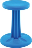"Kore™ Junior 16"" Wobble Chair, Blue"