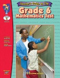Grade 6 Math Test: Teacher Guide (Enhanced eBook)