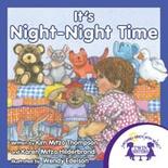 It's Night-Night Time Read Along Book and MP3 Bundle
