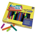 Connecting Cuisenaire® Rods, Introductory Set