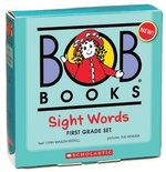 BOB Books: Sight Words, First Grade