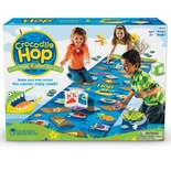 Crocodile Hop™ Floor Game