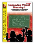 Improving Visual Memory 1 (Grades 3-4) (Enhanced eBook)