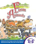 Farm Animals Collection Read Along Book and MP3 Bundle