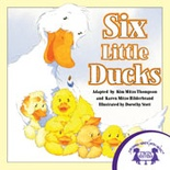 Six Little Ducks Read Along Book and MP3 Bundle